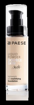Тональный крем для жирной и комбинированной кожи Paese Matt Liquid Powder Double Skin тон 10М: фото