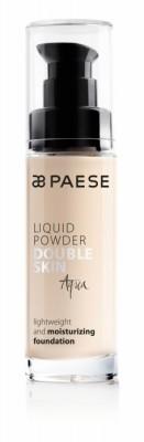 Увлажняющий тональный крем для сухой кожи Paese Aqua Liquid Powder Double Skin тон 10А: фото