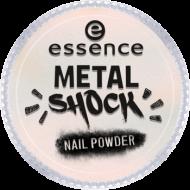 Эффектная пудра для ногтей Awesometallics Essence 03: фото