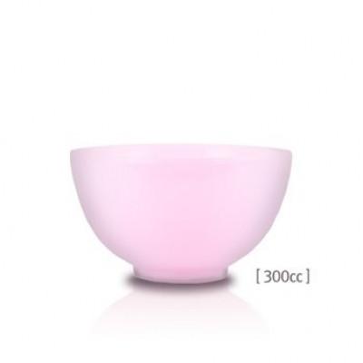 Чаша для размешивания маски Anskin Rubber Bowl Small Pink 300сс: фото