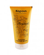 Бальзам для волос с маслом арганы Kapous Fragrance free Arganoil 200мл: фото