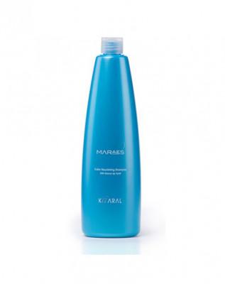 Шампунь питательный для окрашенных волос Kaaral Maraes Color Nourishing Shampoo 1000мл: фото