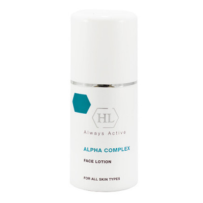 Лосьон для лица с AHA кислотами Holy Land Alpha Complex Face lotion 125 мл: фото