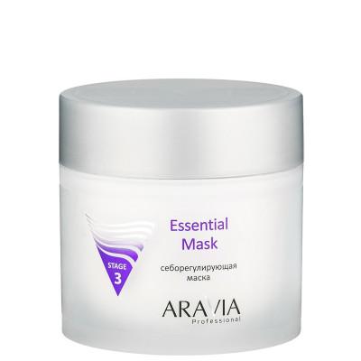 Маска себорегулирующая Aravia professional Essential Mask 300 мл: фото