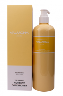 Кондиционер для волос ПИТАНИЕ EVAS VALMONA Nourishing Solution Yolk-Mayo Nutrient Conditioner 480мл: фото