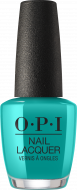 Лак для ногтей OPI CLASSIC NLN74 Dance Party Teal Dawn Neons Collection15мл: фото