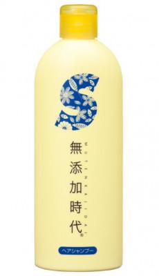 Шампунь для чувствительной кожи головы Mutenka Jidai Hair Shampoo 300 мл: фото