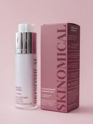 Крем для нормальной и сухой кожи увлажняющий тающий Skinomical Melting Cream Moisturiser 30мл: фото
