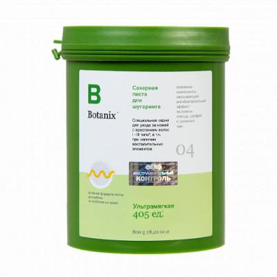 Сахарная паста для шугаринга ультрамягкая Gloria Botanix 0,8 кг: фото