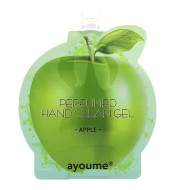 Гель для рук антибактериальный Яблоко AYOUME perfumed hand clean gel applе 20мл: фото