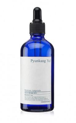 Успокаивающая ампульная сыворотка для комбинированной кожи Pyunkang Yul Moisture Ampoule 100мл: фото