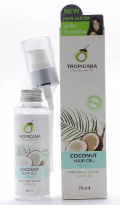 Сыворотка для волос СВЕЖЕСТЬ TROPICANA Hair serum Freshy 70 мл: фото