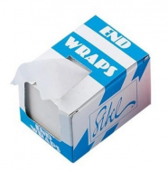 Бумага для химической завивки (одноразовая) Sibel 80x55мм 1000листов: фото